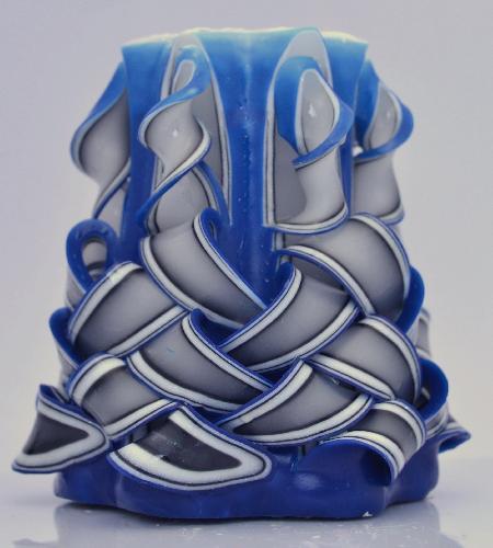Modrá - tmavá